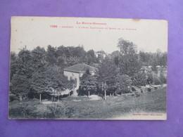 CPA 31 CAZERES USINE ELECTRIQUE ET BORDS DE LA GARONNE - Autres Communes