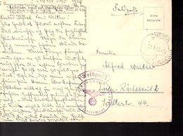 Feldpost Heeresnauambt Mieler (?) Dęba Krakau Polska > Dresden-Radebeul (ReFe-183) - 1939-44: 2. WK
