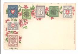 SUISSE - TIMBRES SUISSES - Briefmarken (Abbildungen)