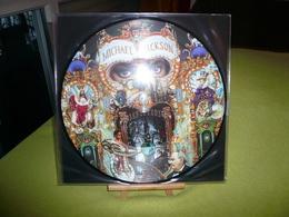 Michael Jackson X2 33t Vinyles Pictures Disc- Dangerous - Neuf & Scellé - Collectors
