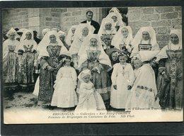 "CPA - BRIGNOGAN - Collection ""Ker Notre Famille"" - Femmes De Brignogan En Costumes De Fête - Brignogan-Plage"