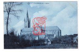 PK 2x Lichtervelde - Sint-Jacob De Meerderekerk & Rue Basse 1909 / Estaminet De Engel / Ed. SBP - Lichtervelde