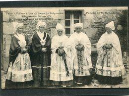 CPA - Pardon De ND De Folgoët - Jeunes Filles Du Pays De Brignogan, Plounéour, Guisseny En Costume De Procession - Brignogan-Plage