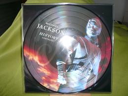 Michael Jackson X2 33t Vinyles PD- History Continues - Neuf & Scellé - Collectors