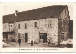 LACHAMP-RAPHAEL. CAFE RESTAURANT ALIROL - France