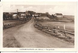 LACHAMP-RAPHAEL. VUE GENERALE - France