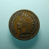 USA 1 Cent 1898 - 1859-1909: Indian Head