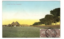 EGYPTE - GIZEH Et Les Pyramides - Gizeh