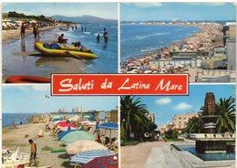 Saluti Da Latina Mare - Vedute - Latina