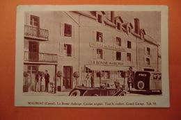 CPA 15 CANTAL MAURIAC. La Bonne Auberge. - Mauriac