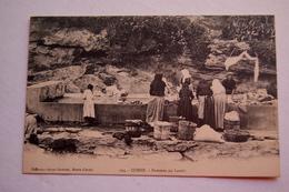 CORSE.  Femmes Au Lavoir - France
