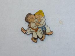 Pin's JUDOKAS C - Judo