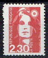 FRANCE - N°2614 F - Faux De Marseille - 2f30 Rouge Marianne Du Bicentenaire **. - Variedades Y Curiosidades