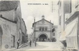 GEVREY CHAMBERTIN La Mairie - Gevrey Chambertin
