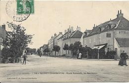 GEVREY CHAMBERTIN Route Nationale.Les Barraques - Gevrey Chambertin