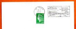 08 REVIN    YACHTING  1974 Lettre Entière N° MN 378 - Annullamenti Meccanici (pubblicitari)