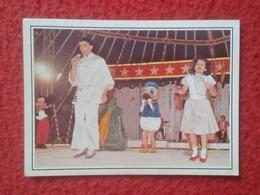 SPAIN ESPAGNE CROMO OLD COLLECTIBLE CARD EDICIONES ESTE 1980 115 MUSIQUEROS TELE POP DUO INFANTIL JUVENIL ENRIQUE Y ANA - Cromos