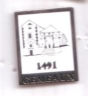 G24 Pin's Ville Village GEMEAUX Les Halles 1491 BOURGOGNE Côte-d'Or Achat Immédiat - Villes