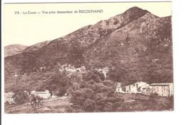 CORSE - Vue Prise Descendant De BOCOGNANO - Francia