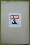 Ex-libris Illustré XXème - SOCIETE SUISSE D'EX-LIBRIS - Ex-libris