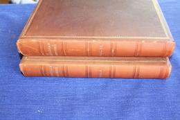BARTLETT WILLIS / Canadian Scenery Illustrated  2 Tome En Anglais  1842 - Esplorazioni/Viaggi
