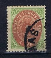 Danish West Indies: 1873, Mi 5 II B - Deens West-Indië