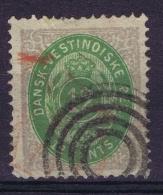 Danish West Indies : Mi 12 Obl./Gestempelt/used  1875 - Deens West-Indië