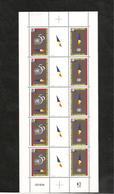 ANDORRE 1995  FEUILLET N° 465A** - French Andorra