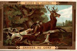 CHICORÉE ARLATTE  MUSÉE DU LOUVRE  Chasse Au Cerf - Tè & Caffè