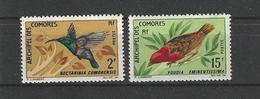 Timbre Des COMORES N° 41 - 43 Neuf Sans Gomme - Unclassified