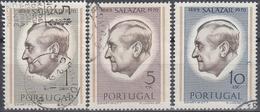 PORTUGAL 1971 Nº 1116/18 USADO - Used Stamps