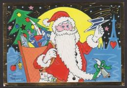Père Noël 2011 - PHILAPOSTEL - Santa Claus
