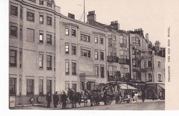 ANGLETERRE(BRIGHTON) HOTEL - Brighton