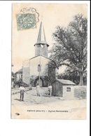 DROUX. - Église Paroissiale. - France