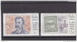 Cuba Nº 708 Al 709 - Nuevos