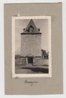Recogne  Libramont-Chevigny      PHOTO De L'église Et Ses Environs - Libramont-Chevigny