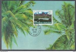 Carte Postale Tahiti  Papeete     Trés Beau Plan - Tahiti