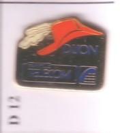 D12 Pin's La Poste FRANCE TELECOM DIJON Achat Immédiat - Telecom De Francia