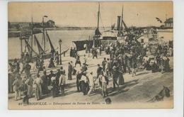 TROUVILLE - Débarquement Du Bateau Du Havre - Trouville