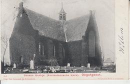 OEGSTGEEST - Groene Kerke ( Protestantche Kerk )  PRIX FIXE - Other