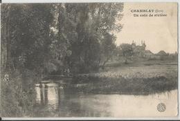 CPA - 39 - Chamblay - Jura  -  Un Coin De La Rivière - Altri Comuni