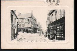 50, Villedieu, Rue Du Bourg L'abbesse, Marque Hopital Complementaire N°38 - Villedieu
