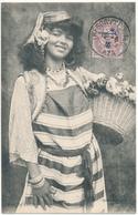 SCENES ET TYPES - Mauresque - Idéale - Frauen