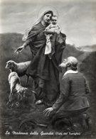 Genova - Cartolina Antica MADONNA DELLA GUARDIA, Torriglia, Santuario Basilica N.S.della Guardia, Anno 1965 - R23 - Religione & Esoterismo