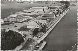 CPSM Chalon  Sur Saone  Le Port  Fluvial - Chalon Sur Saone