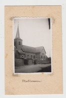 Mettecoven  Mettekoven  Heers   FOTO Van De Kerk En Omgeving - Heers