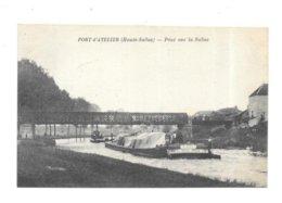 PORT D ATELIER  PONT SUR LA SAONE - Other Municipalities