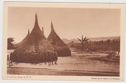 Cases De La Region De Mobaye - Zentralafrik. Republik