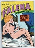 Collana Della Falena (C.E.A. 1973) N. 4 - Libri, Riviste, Fumetti