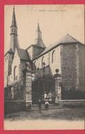 Ciney - Eglise Saint-NicolaS .... Groupe D'enfants - 1936 ( Voir Verso ) - Ciney
